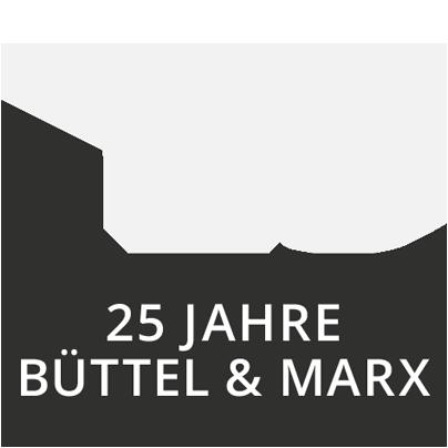 25 Jahre Büttel und Marx