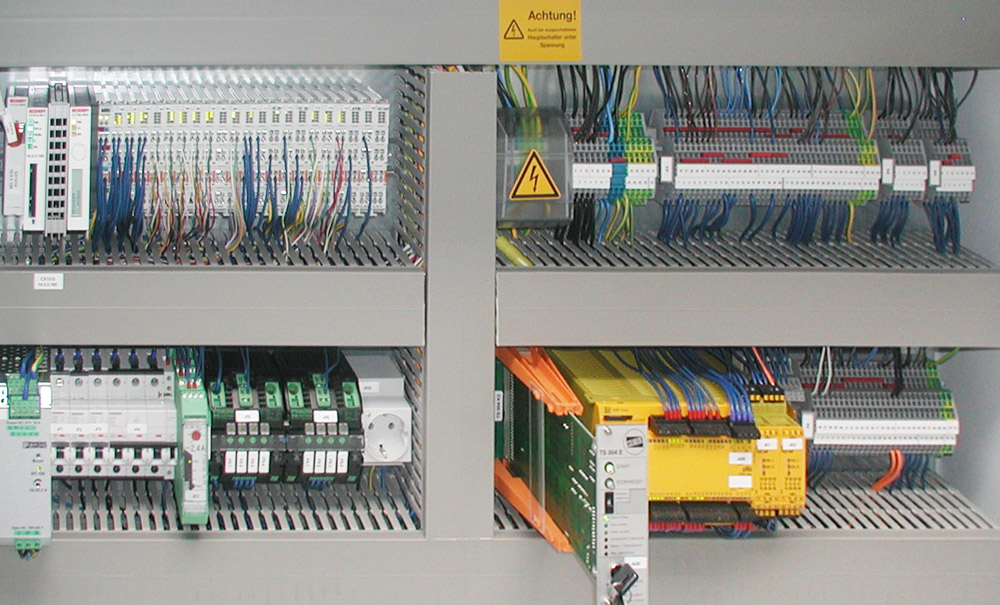 cabinet de electrotehnica